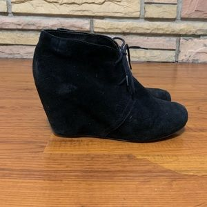 Dolce Vita wedge booties